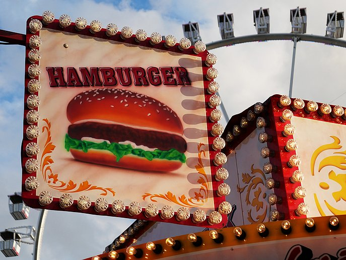 Burger Menü, Hamburger Dom